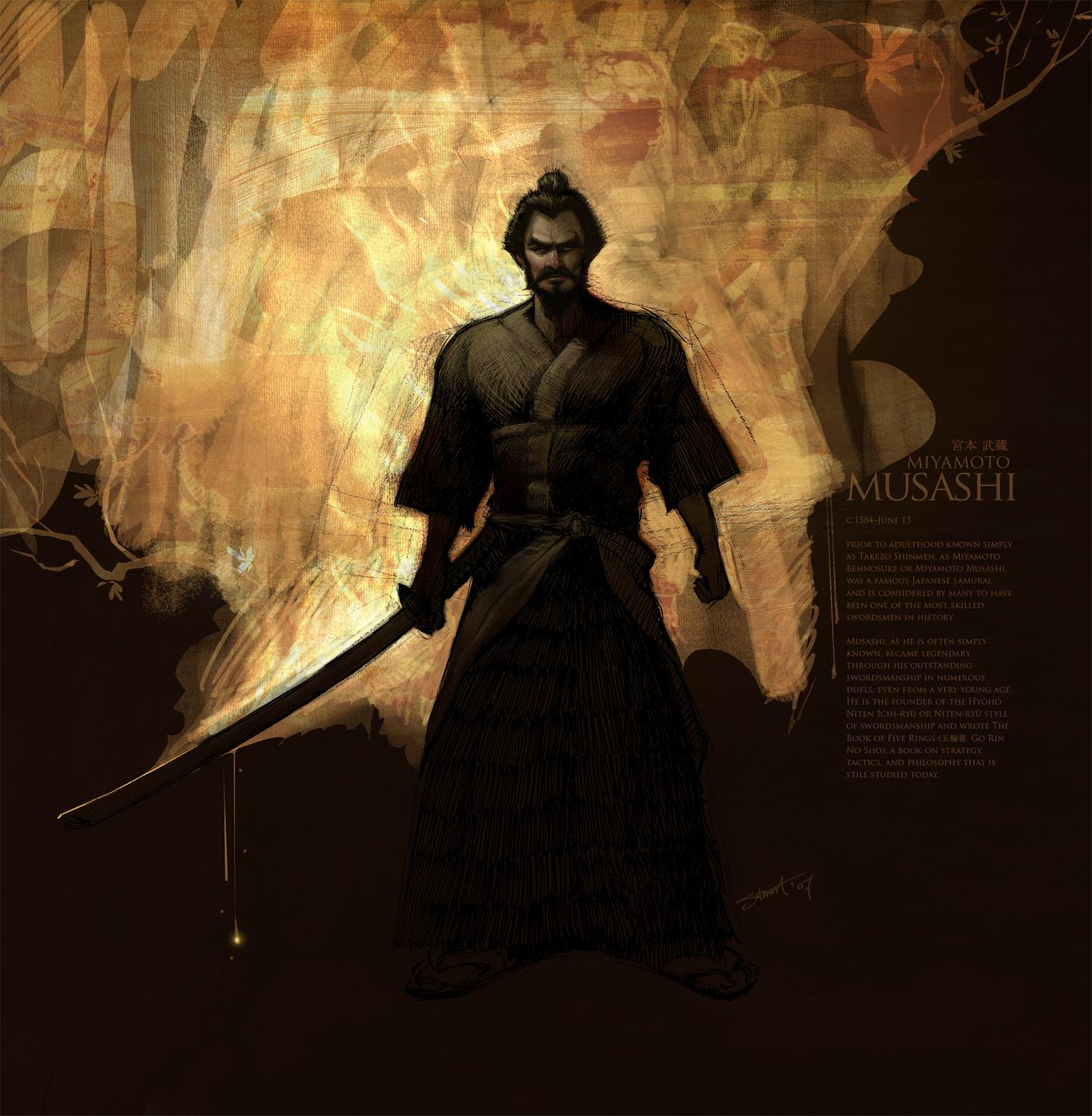 Imagenes de samurais