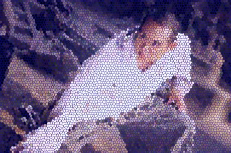 Jet Li stars as Silent Monk in THE FORBIDDEN KINGDOM