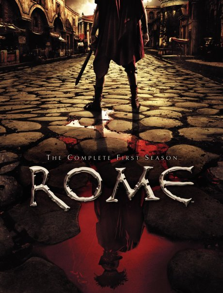 Rome HBO DVD Polly Walker Kerry Condon Kevin McKidd Ray Stevenson James Purefoy